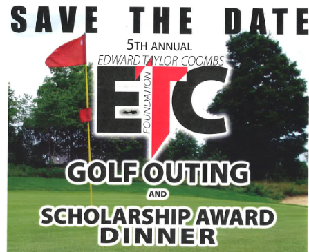 The fifth annual ETC Foundation golf outing and scholarship awards dinner will be held on June 27.