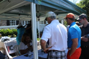 The ETC Foundation golf outing reached capacity for golfers and scholarship awards dinner guests.