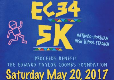 Annual EC34 5K Set for May 20