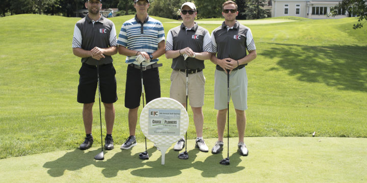 Golfers Keep Edward Coombs' Legacy Alive